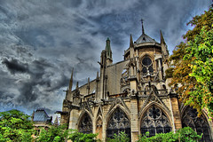 hdr notre dame