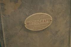 Motiograph (bluegrassboy1968) Tags: film projectors antique motiograph