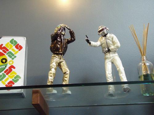 daft Punk toys