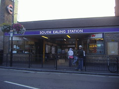 Picture of South Ealing Station