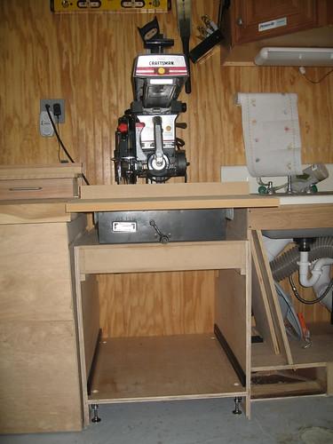 RAS Cabinet 1