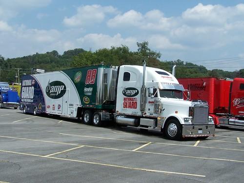 nascar charlotte truck race