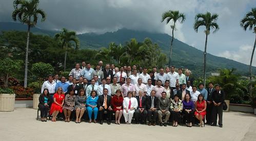 Alcaldes participantes