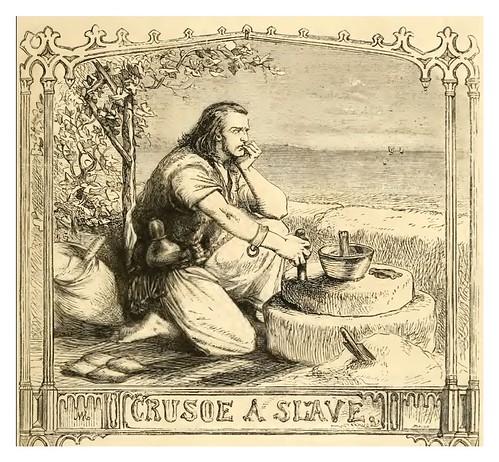02- Crusoe se convierte en esclavo