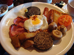 The Bigger Breakfast, Kings Wark, Leith, Edinburgh