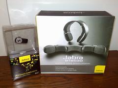 Received: Jabra BT2050 and BT8030 headsets