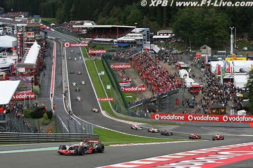 [運動] 2008年F1比利時站:這就是F1的本質 (3)