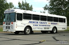 Mercer Co Sherrif Juror Transportation (PHLAIRLINE.COM) Tags: bus plane aviation flight mercer sherrif transportation airline planes co trenton juror bizjet ttn trentonmercerairport