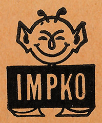 Impko Imp (Neato Coolville) Tags: decal imp admascot impko