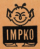 Impko Imp (Neato Coolville) Tags: decal imp admascot impko
