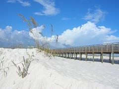 boardwalk  -the pass (us1mm0) Tags: sea orange beach key gulf dune alabama boardwalk shores oats perdido orangebeach