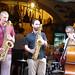 Sam Crockatt (tenor), Stefano Riggi (tenor), Arnie Somogyi (bass)