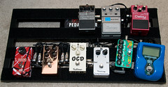 New Pedalboard (almost done)