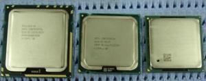 Comparativo entre processador para socket LGA 1366, LGA 775 e socket 478