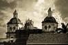 San Pedro Claver (dani.Co) Tags: city trip summer vacation building church stone sepia america américa nikon holidays colombia cathedral cartagena cartagenadeindias danico