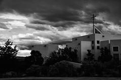 (LomiMonk [Brian]) Tags: newmexico albuquerque blancinegre nikefex top20nm blackwhitephotos nikond300 lomimonk norbertineretreat brianemillerphotography