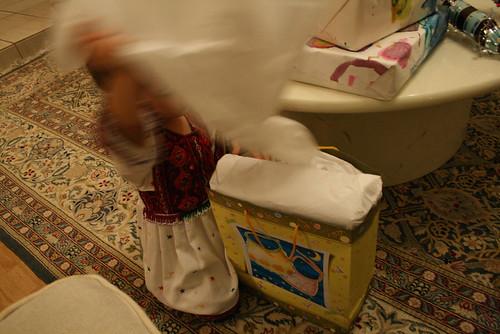 Eid - Opening Presents