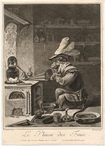 Le Plaisir des Fous (18th cent.)