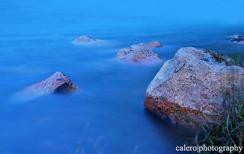 Laguna de Alegria, Amanecer