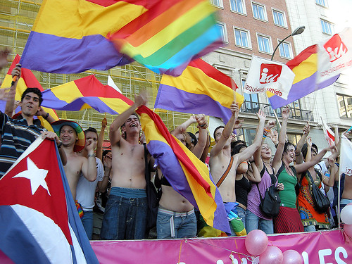 馬德里同志遊行 Gay Pride Parade, Madrid