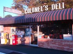 colonel's deli