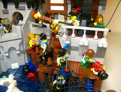 "PTV06 (Daniel Z ""DNL"") Tags: village lego pirates contest pillage"