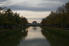 Nymphenburg (parvapax) Tags: fall munich nymphenburg schlossnymphenburg