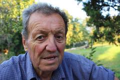 Nonno (.:Clarus:.) Tags: old verde face lago garda grandfather campo nonno abuelo vecchio lavoro faccia grandpère rughe manerba 祖父 дед grosvater