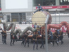 Opening ceremony taiko
