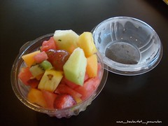 Fruit Salad (my lunch)1