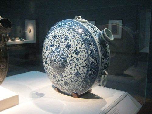 Chinese canteen, 15th Century
