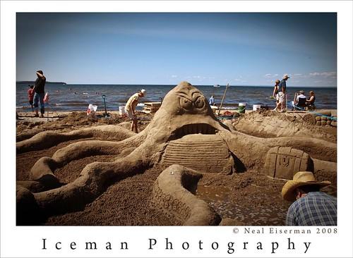 Slave Lake Open Sand Castle Championships 01