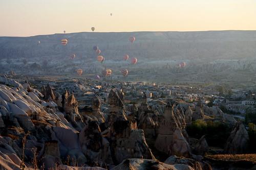 Nevşehir - Cappadocia, Valley of Göreme by galpay.