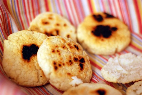 arepas