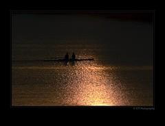 Sunrise (ICT_photo) Tags: autumn fall sunrise kayak guelph guelphlake ictphoto ianthomasphotography ianthomasphtogaphy