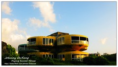 Flying Saucer House (balaocat) Tags:  g9  canong9 flyingsaucerhouse balaocat johnnyouyang