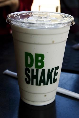DB shake