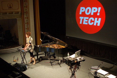 Imogen Heap at PopTech 2008