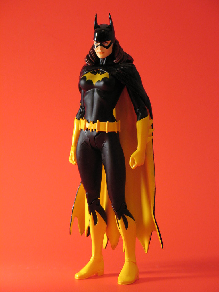 Batgirl from DC Direct Justice