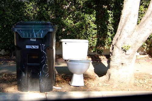 Toilet of Sunnynook Drive