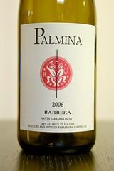 2006 Palmina Santa Barbara County Barbera