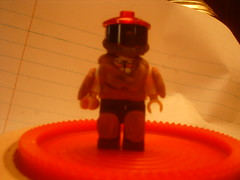 Body Armor Rubber Stare (JEBs Revenge) Tags: lego body rubber armor custom