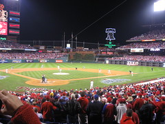 World Series game 4 - Go Phillies!