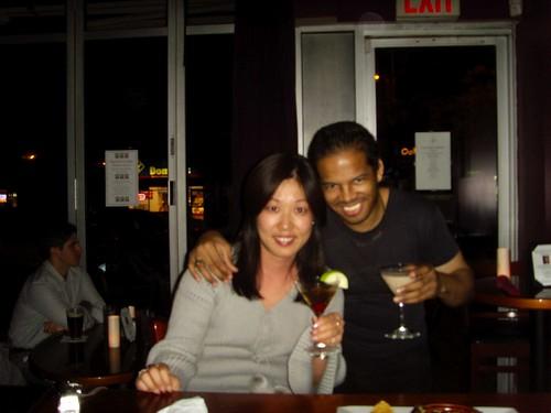 Masami & Bill
