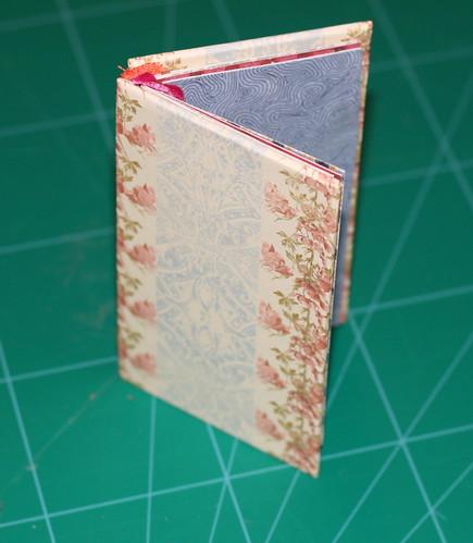 Colorful Mini-Book