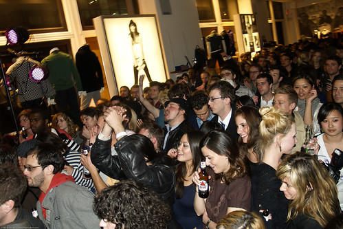 10.22h CMJ the Teenagers @ Ben Sherman (3)