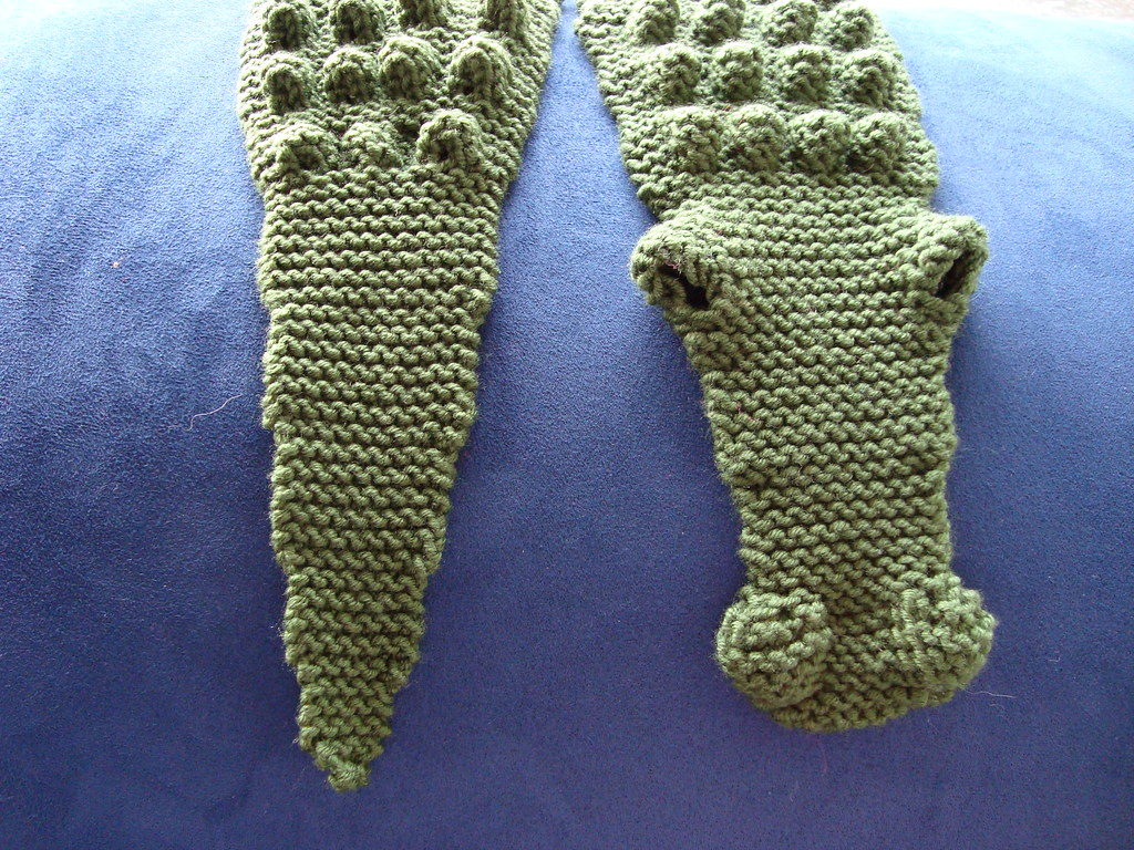 The Worlds Most Recently Posted Photos Of Alligator And Knitting