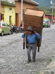 Old man in Antiqua, Guatemala (ashabot) Tags: antigua guatemala travel streetscenes street oldmen work centralamerica man oldman outrageous hardlife people streetscene streetphotography urbanlife