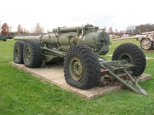 M1 8-inch gun
