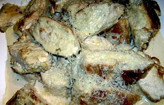 Chicken in Lemon White Wine Sauce